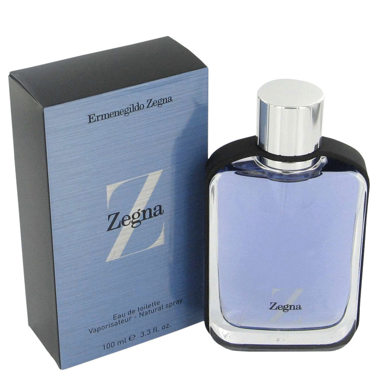 Z Zegna for Men, Gift Set (3.3 oz EDTSpray + 3.3 oz Hair & Body Wash + 3.3 oz After Shave Balm)