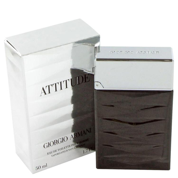 Attitude (armani) Cologne 100 ml EDT Spray(Tester) for Men
