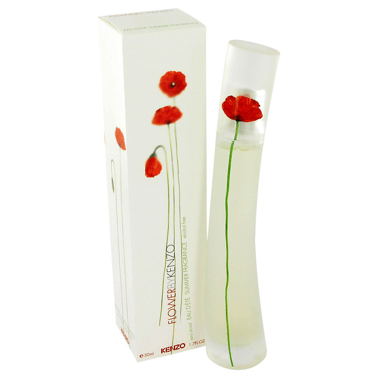 Kenzo Flower Summer Perfume by Kenzo 50 ml EDT Spay for Women