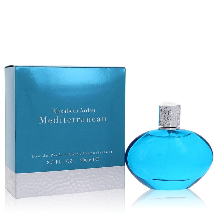 Mediterranean Gift Set -- Gift Set - 3.4 oz Eau De Parfum Spray + 3.4 oz Body Lotion + 3.4 oz Shower Gel for Women