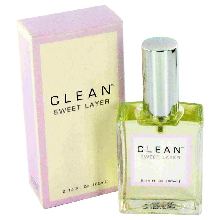 Clean Sweet Layer Perfume by Clean 60 ml Eau De Parfum Spray for Women