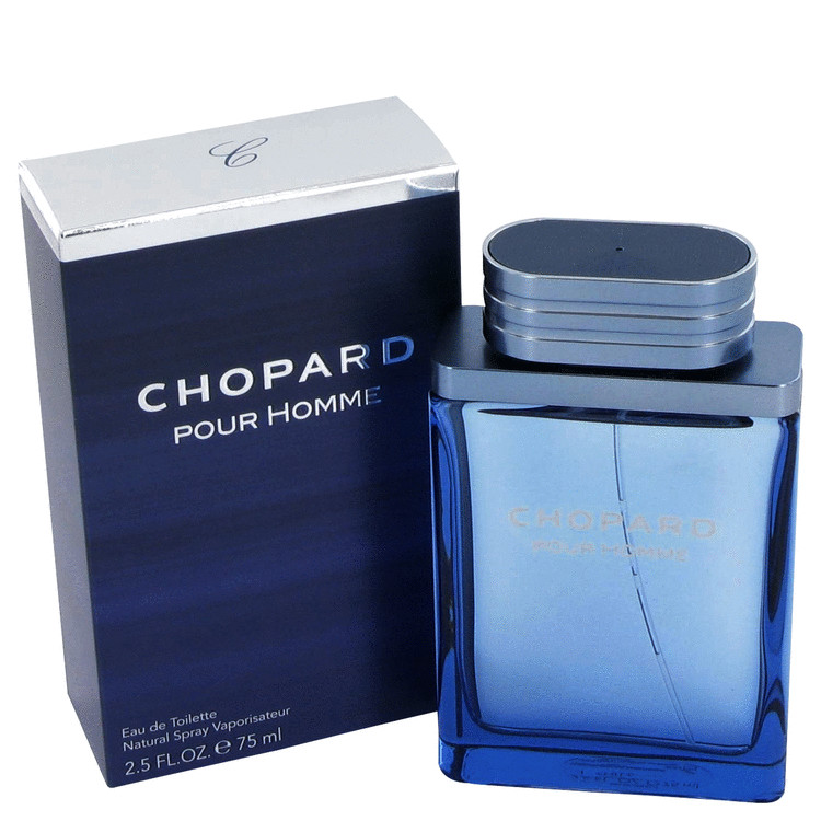 Chopard Pour Homme Cologne by Chopard 75 ml EDT Spray(Tester) for Men