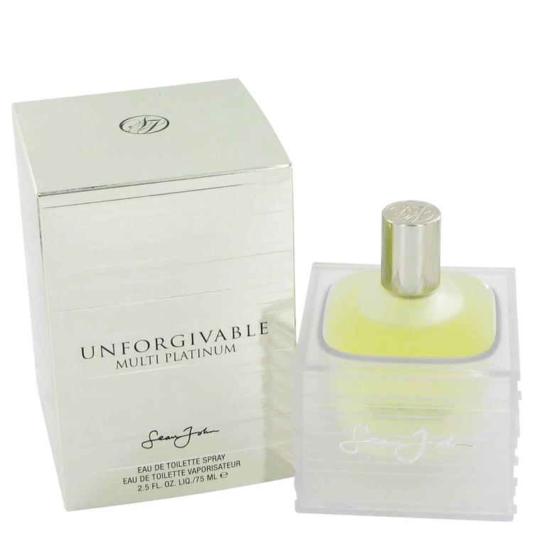 Unforgivable Multi-platinum Cologne 75 ml Eau De Toilette Spray (unboxed) for Men