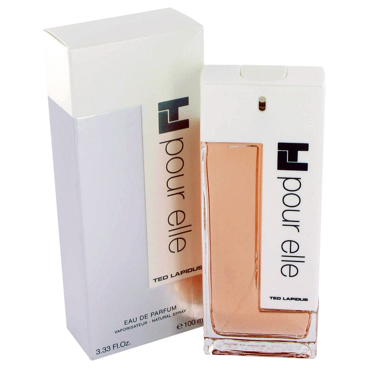 Tl Pour Elle Perfume by Ted Lapidus 100 ml EDP Spay for Women