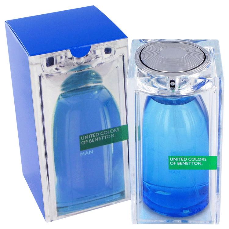 United Colors Of Benetton Cologne 125 ml Eau De Toilette Spray( Man) for Men