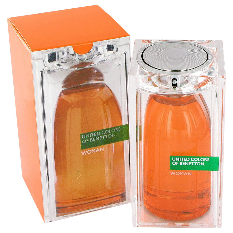 United Colors Of Benetton Perfume 125 ml Eau De Toilette Spray (Unisex) for Women