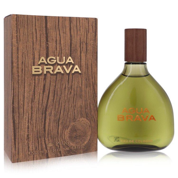 Agua Brava Cologne by Antonio Puig 6.7 oz EDC Spray for Men
