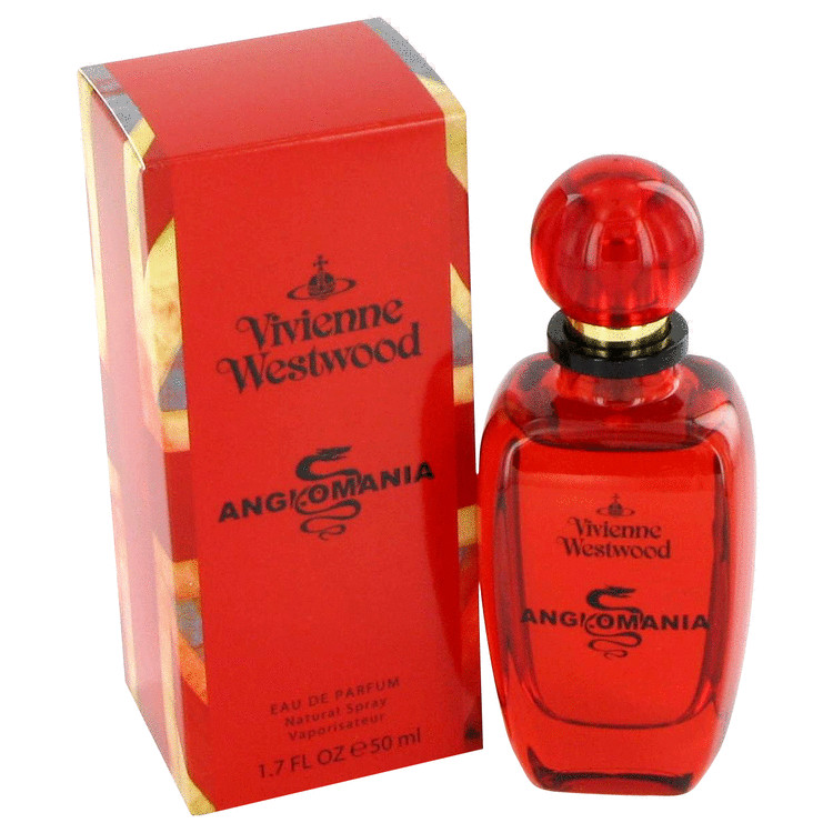 Anglomania Perfume by Vivienne Westwood 50 ml EDP Spay for Women