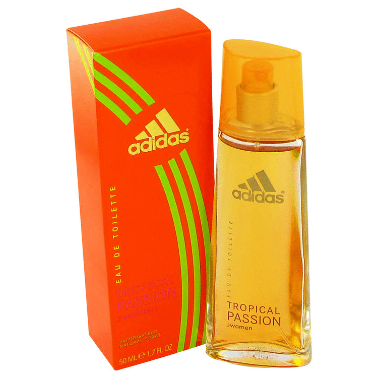 Adidas Tropical Passion Perfume by Adidas 75 ml EDT Spay for Women