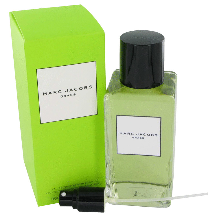 Marc Jacobs Grass Perfume by Marc Jacobs 10 oz EDT Spay for Women