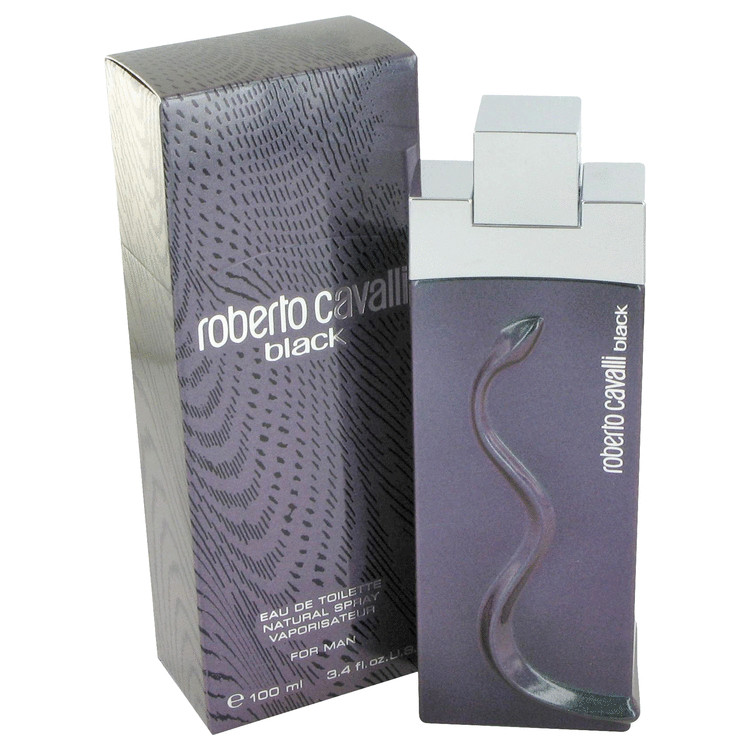 Roberto Cavalli Black Cologne 50 ml EDT Spay for Men