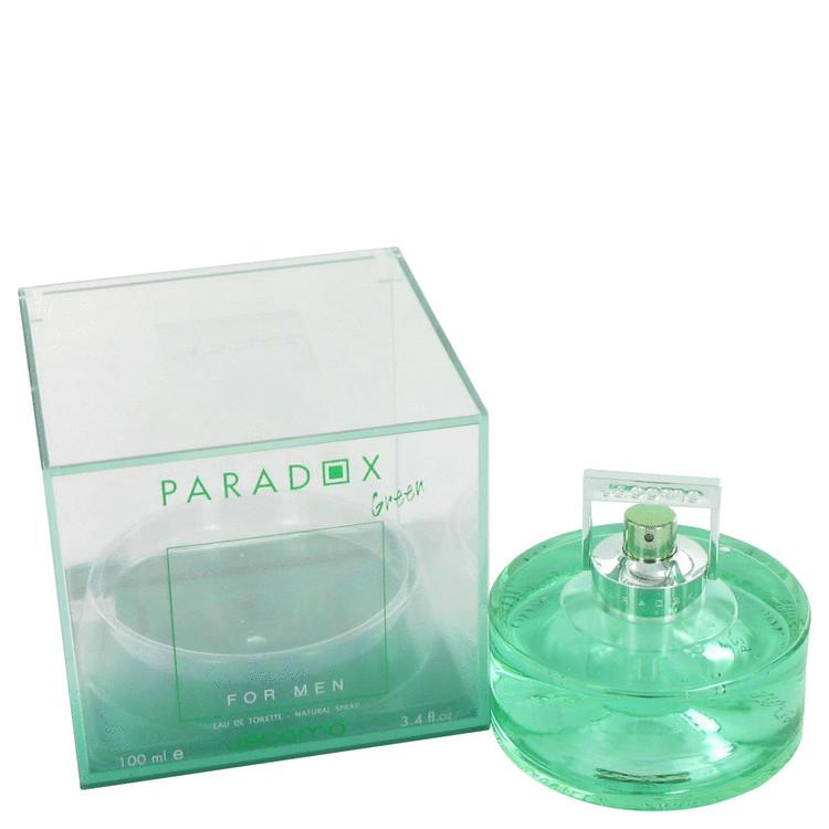 Paradox Green Cologne 100 ml Eau De Toilette Spray (unboxed) for Men