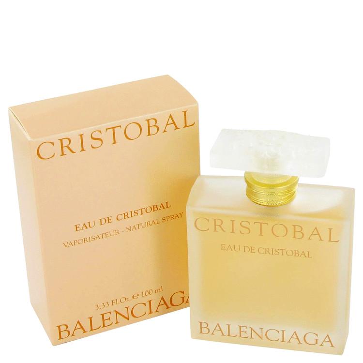 Eau De Cristobal Perfume by Balenciaga 100 ml EDT Spay for Women
