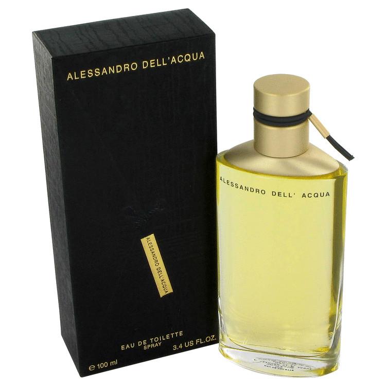 Alessandro Dell Acqua Gift Set -- Gift Set - 1.7 oz Eau De Toilette Spray + 5 oz Shower Gel for Men
