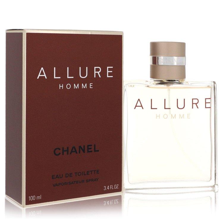 Allure Cologne 1.7 oz EDT Concentree Spray (Blanche Edition) for Men