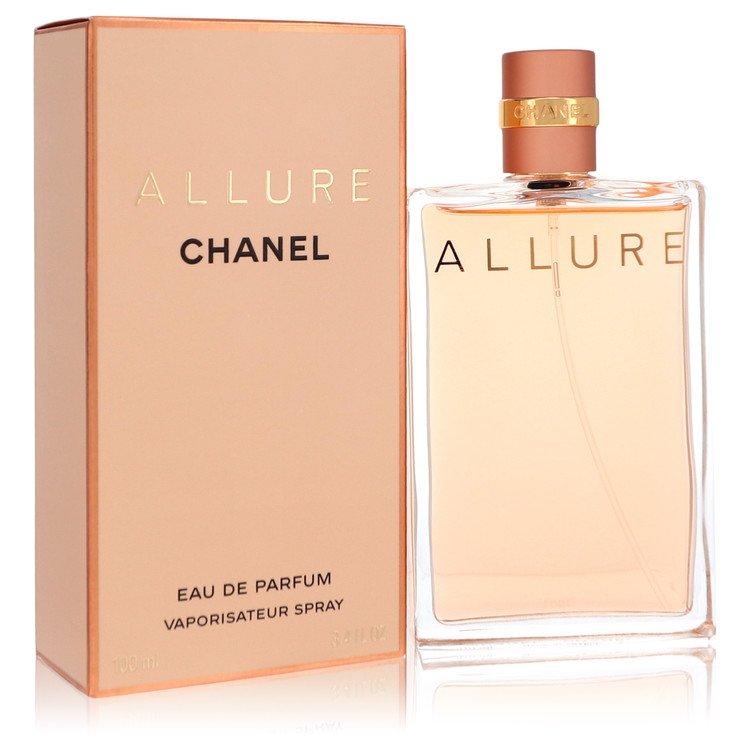 Allure Perfume 60 ml Eau De Toilette Spray (Silver Bottle) for Women