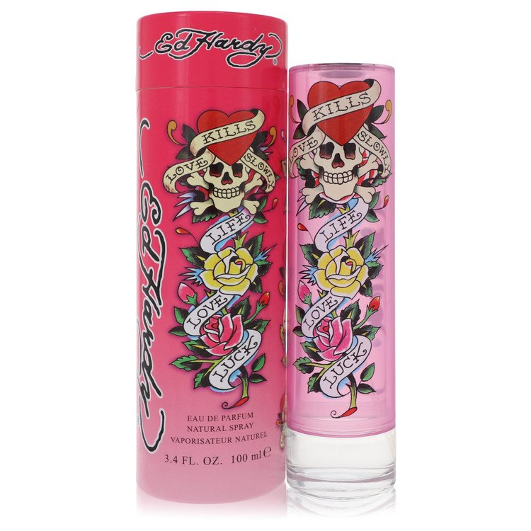 Ed Hardy Perfume 6.7 oz EDP Spray (unboxed) for Women