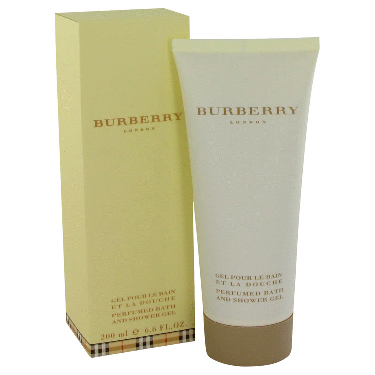 Burberry Shower Gel by Burberry 6.6 oz Shower Gel for Women