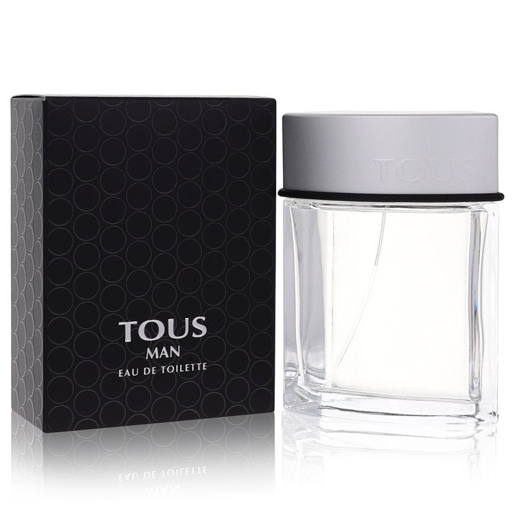 Tous Gift Set -- Gift Set - 1.7 oz Eau De Toilette Spray + 3.4 oz Moisturing Gel for Men