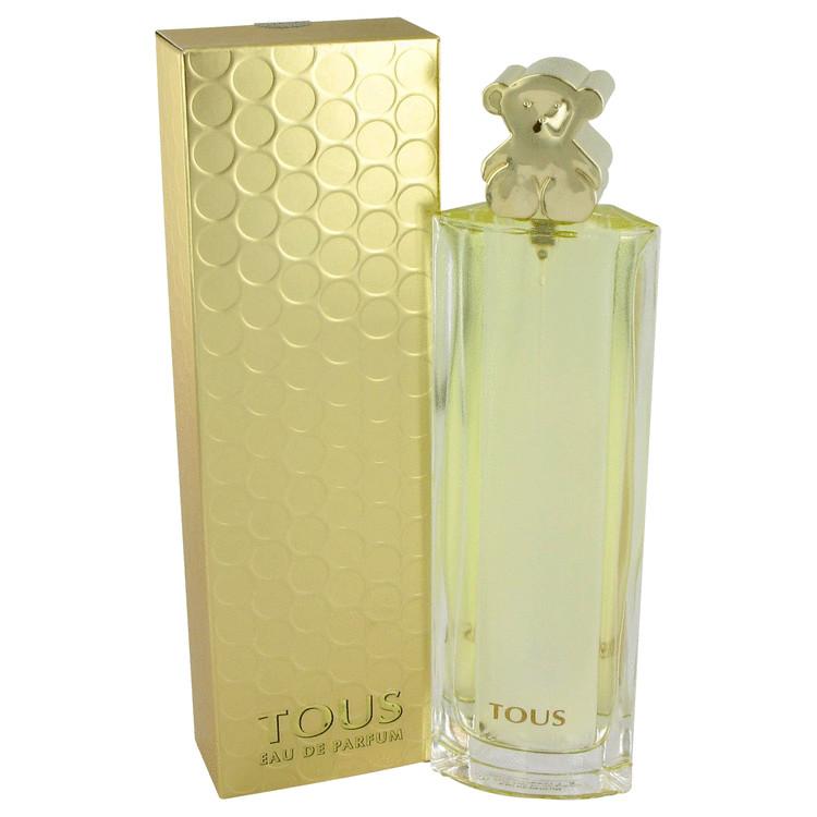 Tous Gold Perfume by Tous 50 ml Eau De Parfum Spray (Tester) for Women