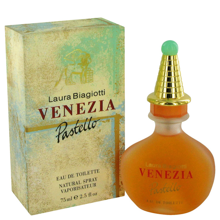 Venezia Pastello Perfume 75 ml EDT Spray(Tester) for Women