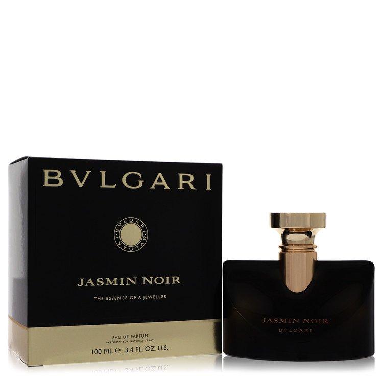 Jasmin Noir by Bvlgari for Women Eau De Parfum Spray .84 oz