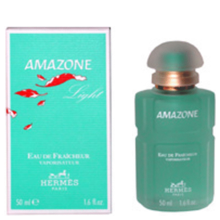 Amazone Light Perfume by Hermes 1.7 oz EDT Spray for Women