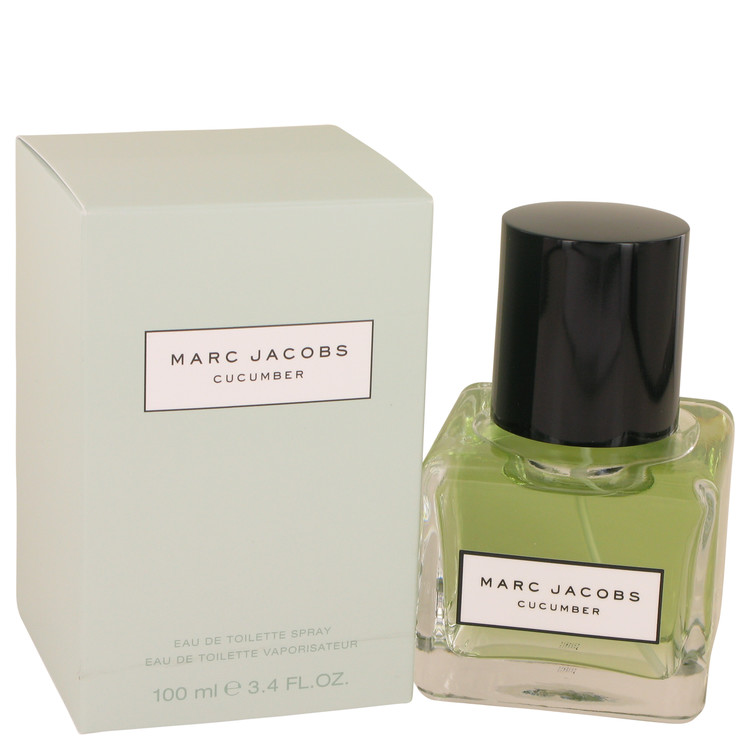 Marc Jacobs Cucumber Perfume 300 ml Eau De Toilette Pour / Spray for Women