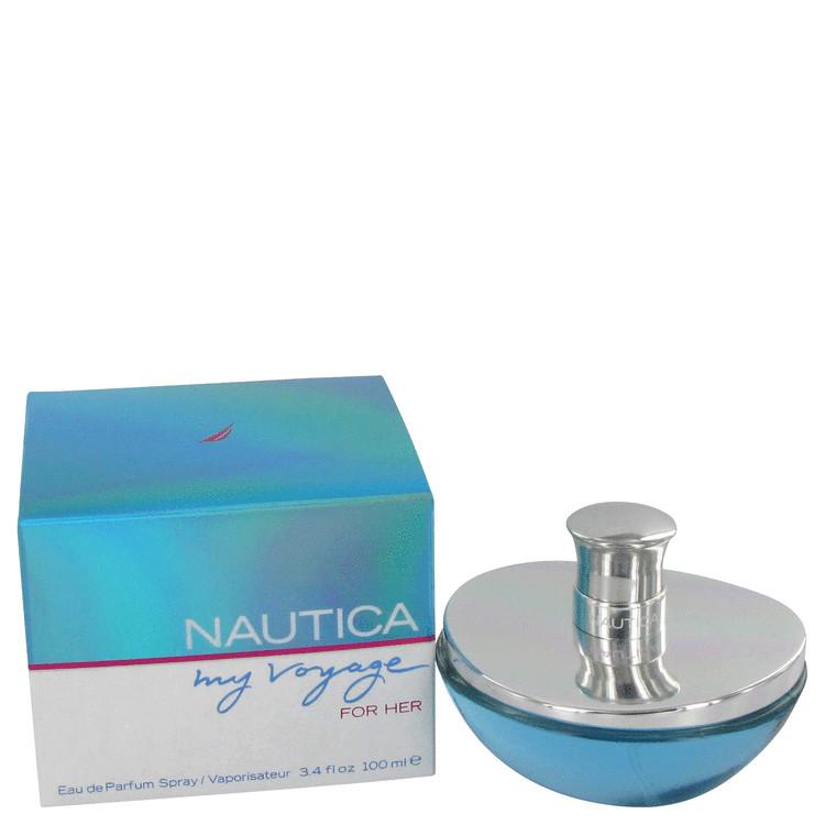 Nautica My Voyage Perfume by Nautica 100 ml EDP Spay for Women