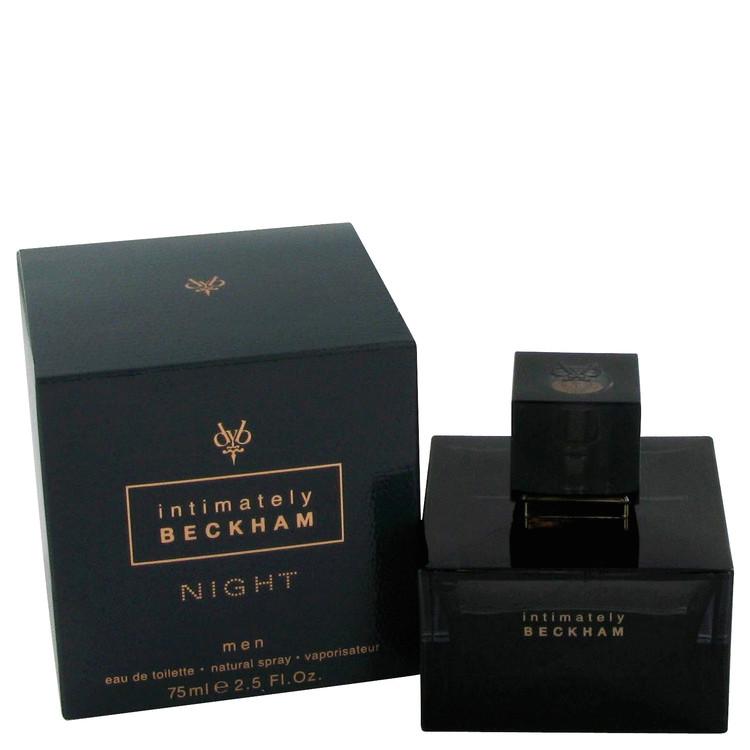 Intimately Beckham Night Cologne 30 ml EDT Spay for Men