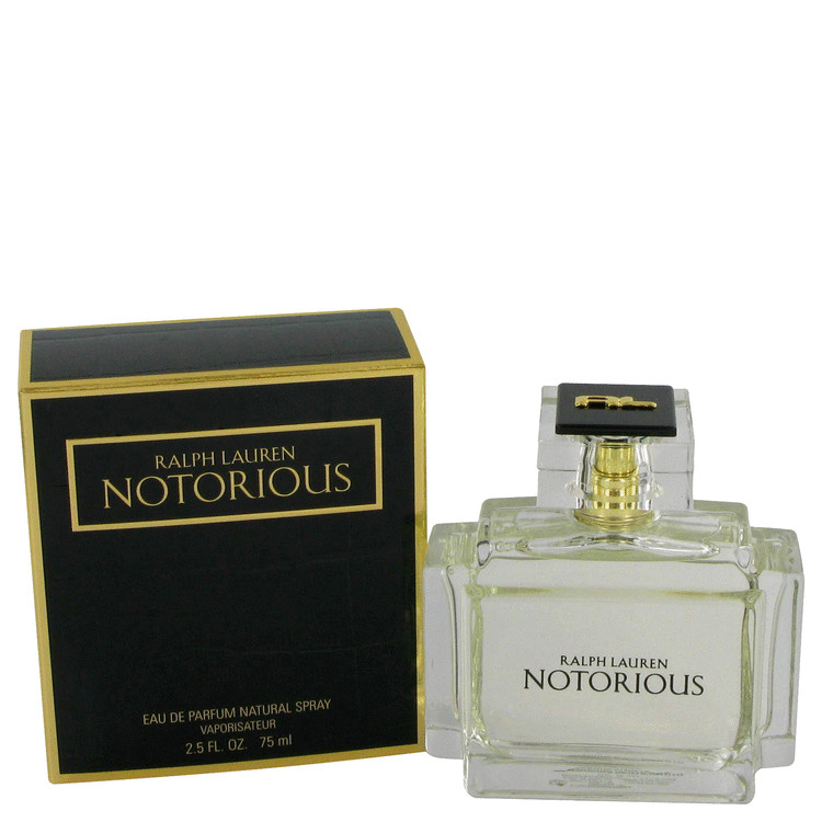 Notorious Perfume 1.7 oz EDP Spray (unboxed) for Women