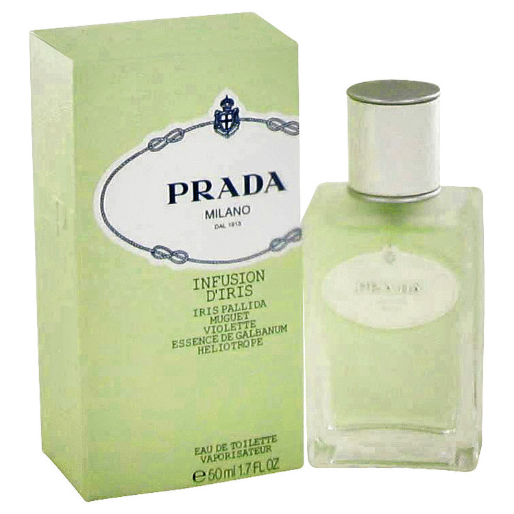Prada Infusion D'iris After Shave by Prada 3.4 oz After Shave for Men