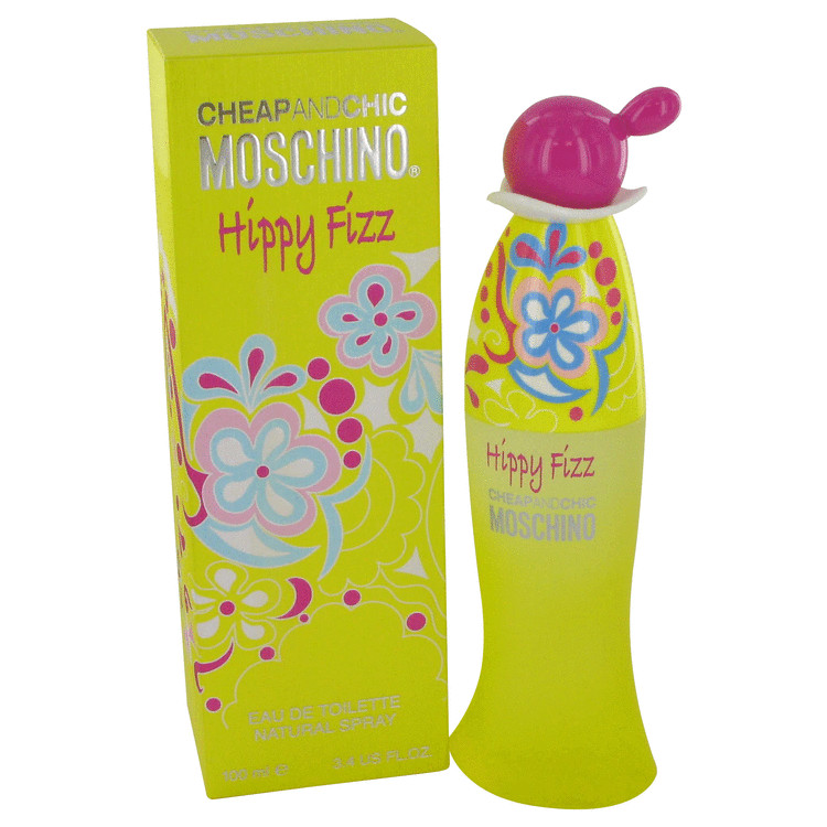 Moschino Hippy Fizz Perfume by Moschino 30 ml EDT Spay for Women