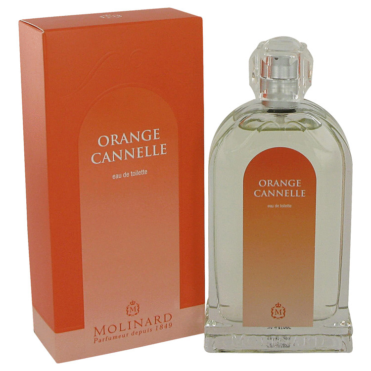 Orange Cannelle Perfume by Molinard 100 ml EDT Spay for Women