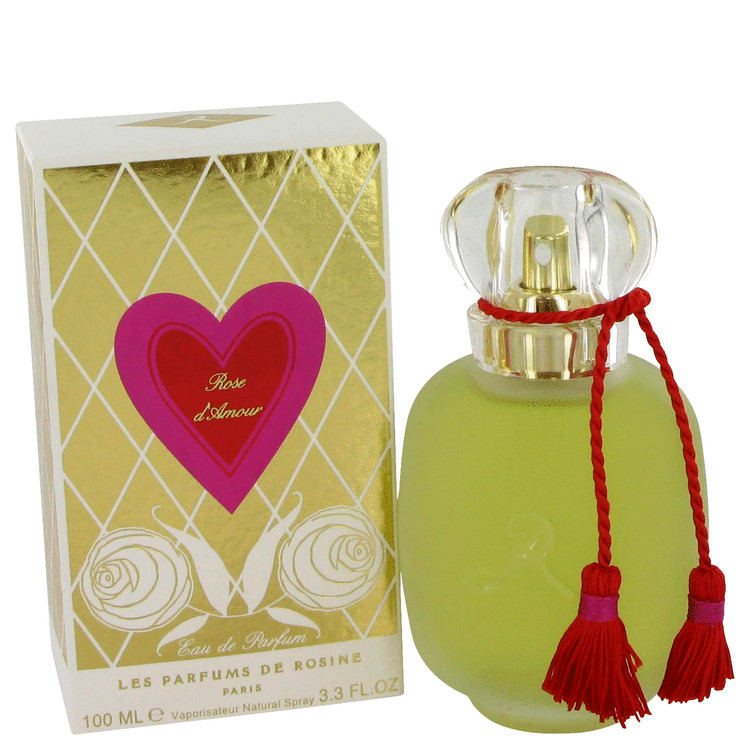 Rose D'amour Perfume 100 ml EDP Spay for Women