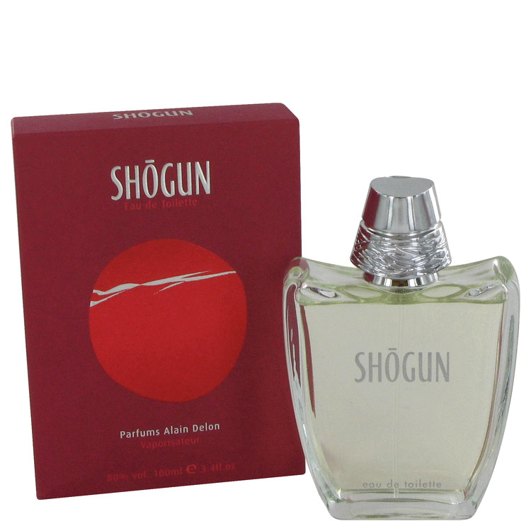 Shogun by Alain Delon for Men Eau De Toilette Spray 3.4 oz