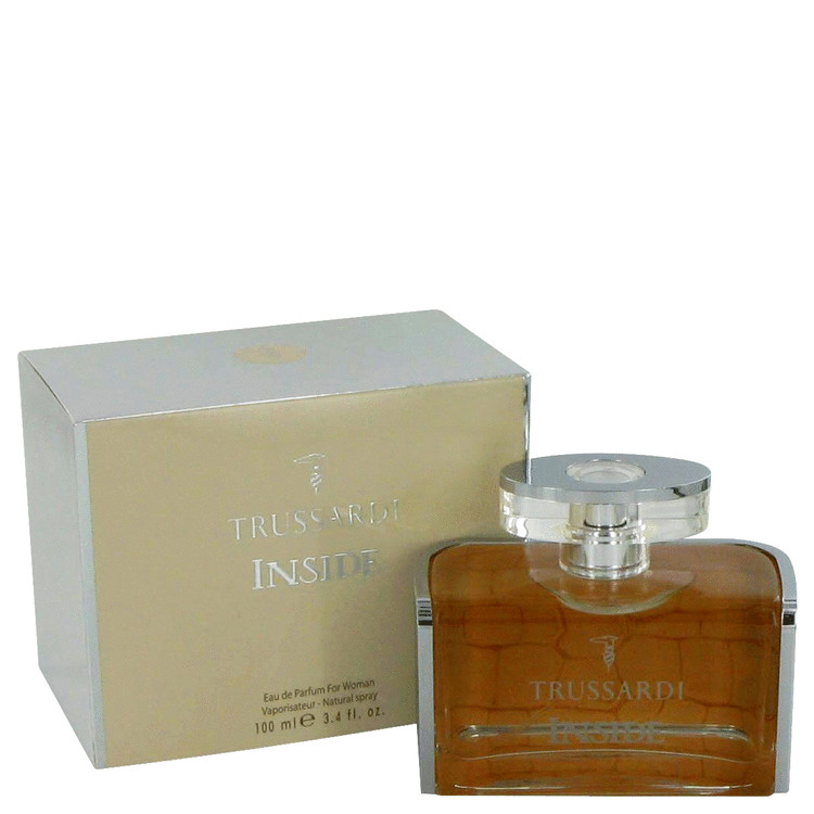 Trussardi Inside Perfume by Trussardi 50 ml EDP Spay for Women