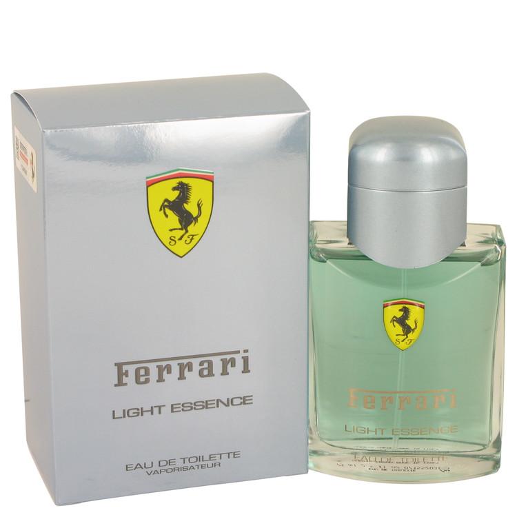 Ferrari Light Essence Cologne by Ferrari 50 ml EDT Spay for Men