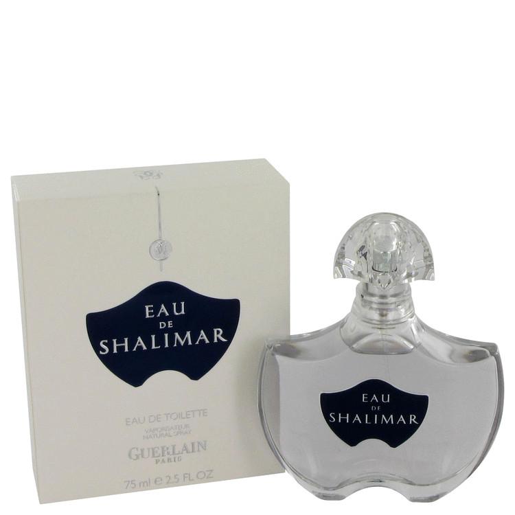 Eau De Shalimar by Guerlain for Women Eau De Toilette Spray 2.5 oz