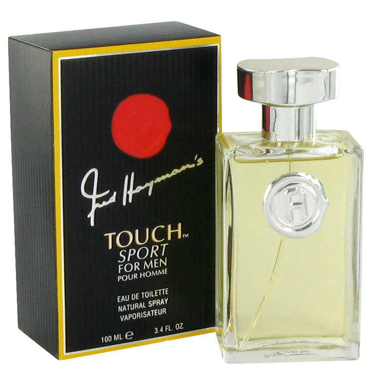 Touch Sport Cologne by Fred Hayman 3.4 oz EDT Spay for Men