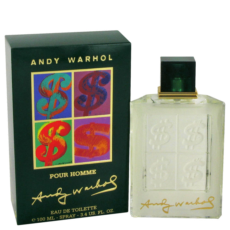 Andy Warhol Cologne by Andy Warhol 50 ml Eau De Toilette Spray for Men