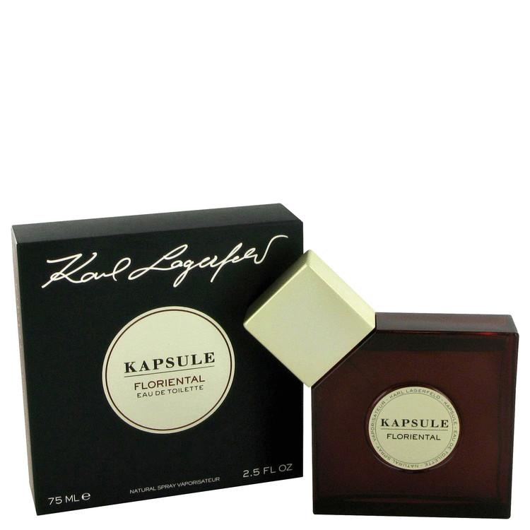 Kapsule Floriental Perfume by Karl Lagerfeld 75 ml EDT Spay for Women