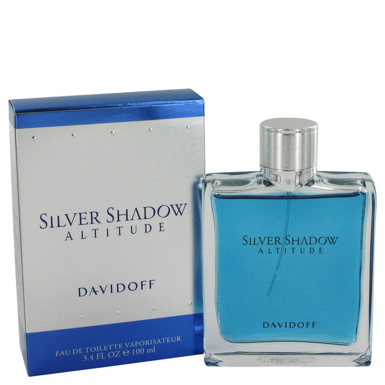 Silver Shadow Altitude Cologne by Davidoff 50 ml EDT Spay for Men