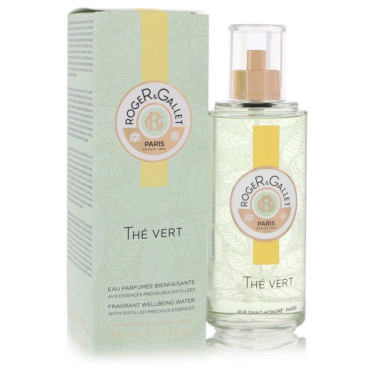 Roger & Gallet The Vert Green Tea Perfume 6.7 oz Fresh Fragrant Water Spray for Women