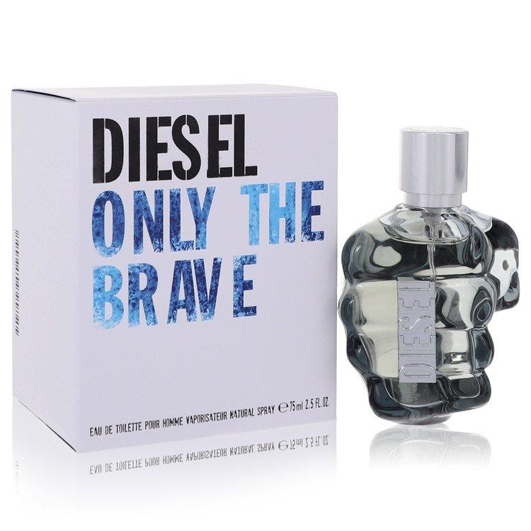 Only The Brave Gift Set -- Gift Set - 1.6 oz Eau De Toilette Spray + 6.7 oz Shower Gel for Men