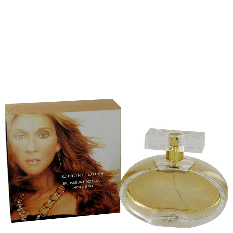 Sensational Moment Perfume by Celine Dion 100 ml EDT Spay for Women
