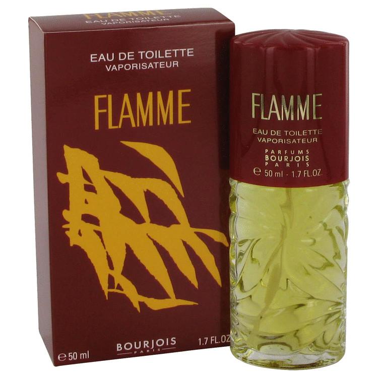 Bourjois Flamme Perfume by Bourjois 50 ml EDT Spay for Women