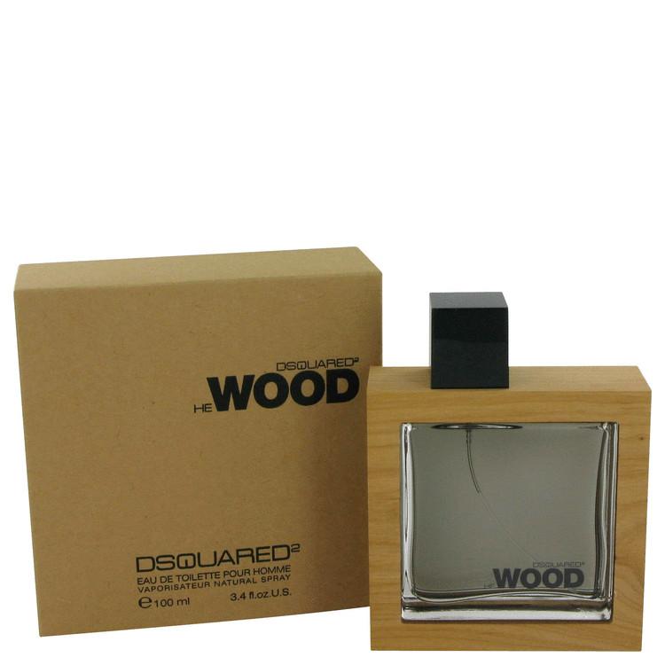 He Wood by Dsquared2 for Men Eau De Cologne Spray 5.1 oz