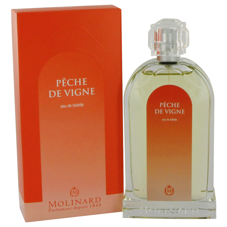 Peche De Vigne Perfume by Molinard 100 ml EDT Spay for Women