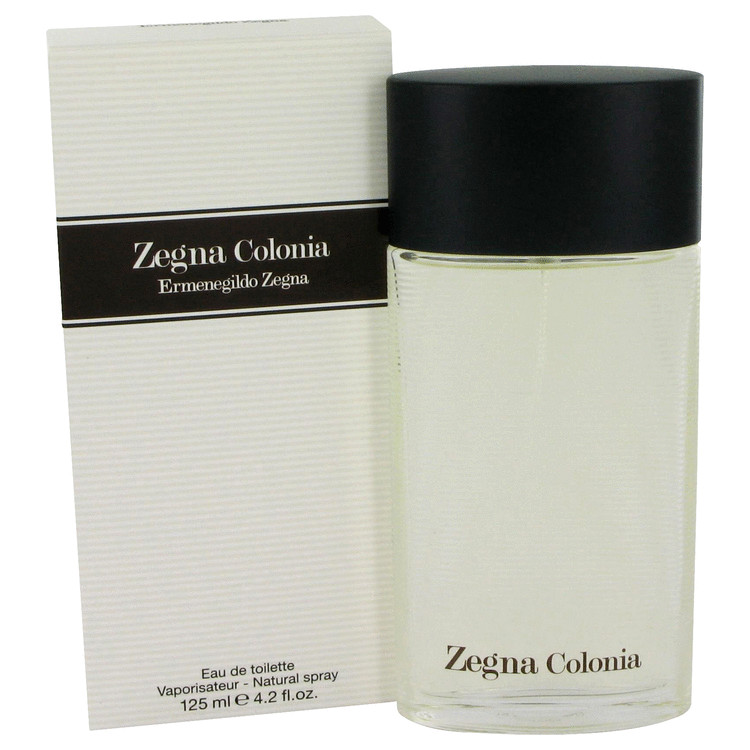 Zegna Colonia Cologne by Ermenegildo Zegna 125 ml EDT Spay for Men